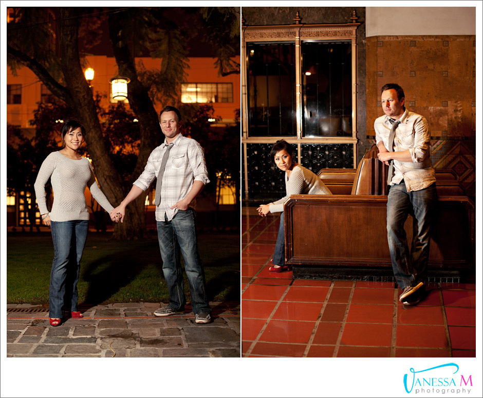 Union Station engagment